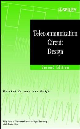 Abbildung von van der Puije | Telecommunication Circuit Design | 2. Auflage | 2002