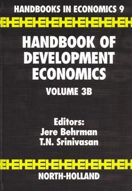 Abbildung von Behrman / Srinivasan | Handbook of Development Economics | 1995 | 3B