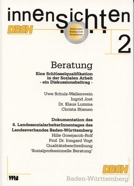 Abbildung von Schulz-Wallenwein / Beilmann | Beratung | 2002
