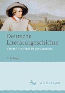 Abbildung von Beutin / Beilein | Deutsche Literaturgeschichte | 9. Auflage | 2019 | beck-shop.de