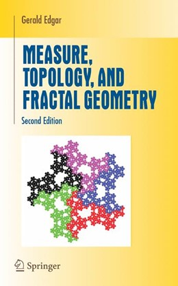 Abbildung von Edgar | Measure, Topology, and Fractal Geometry | 2007