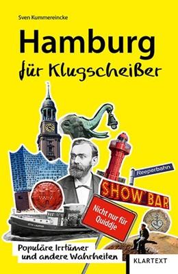Abbildung von Kummereincke   Hamburg für Klugscheißer   1. Auflage   2020   beck-shop.de