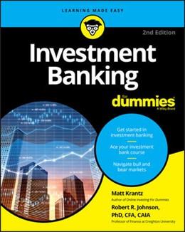 Abbildung von Krantz / Johnson | Investment Banking For Dummies | 2. Auflage | 2020 | beck-shop.de