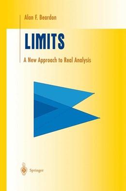 Abbildung von Beardon   Limits   1st Edition 1997   1997   A New Approach to Real Analysi...