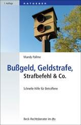 Abbildung von Pallme | Bußgeld, Geldstrafe, Strafbefehl & Co. | 2011