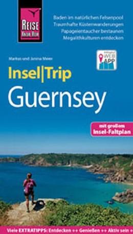 Abbildung von Meier | Reise Know-How InselTrip Guernsey mit Ausflug nach Jersey | 1. Auflage | 2020 | Reiseführer mit Insel-Faltplan...