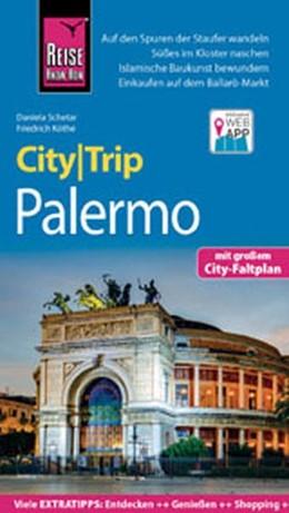 Abbildung von Schetar / Köthe | Reise Know-How CityTrip Palermo | 1. Auflage | 2020 | Reiseführer mit Stadtplan und ...