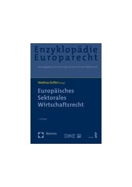 Abbildung von Ruffert   Europäisches Sektorales Wirtschaftsrecht   2. Auflage   2020   5   beck-shop.de