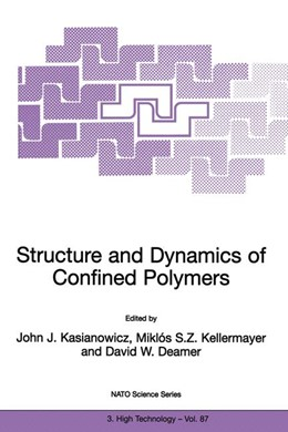 Abbildung von Kasianowicz / Kellermayer / Deamer | Structure and Dynamics of Confined Polymers | 2002 | Proceedings of the NATO Advanc... | 87
