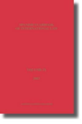Abbildung von Spanish Yearbook of International Law, Volume 9 (2003) | 2005