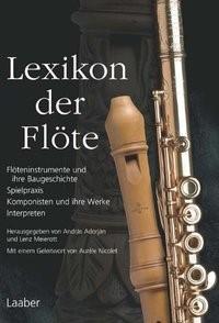 Abbildung von Adorján / Meierott   Lexikon der Flöte   2010