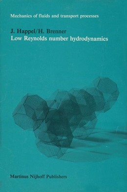 Abbildung von Happel / Brenner | Low Reynolds number hydrodynamics | 1983 | with special applications to p... | 1