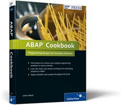 Abbildung von Wood | ABAP Cookbook | 2010 | Programming Recipes for Everyd...
