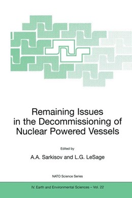 Abbildung von Sarkisov / LeSage | Remaining Issues in the Decommissioning of Nuclear Powered Vessels | 2003