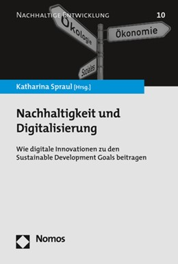 Abbildung von Spraul | Nachhaltigkeit und Digitalisierung | 2019 | Wie digitale Innovationen zu d... | 10