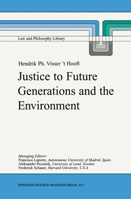 Abbildung von Visser 't Hooft | Justice to Future Generations and the Environment | 1999 | 40