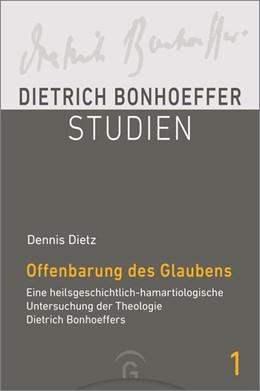 Abbildung von Dietz | Offenbarung und Glaube | 1. Auflage | 2020 | beck-shop.de