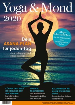 Abbildung von Yoga & Mond 2020   2019   Dein Asana-Plan für jeden Tag