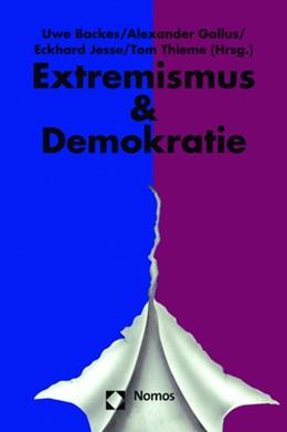 Abbildung von Backes / Gallus / Jesse / Thieme | Jahrbuch Extremismus & Demokratie (E & D) | 2019 | 31. Jahrgang 2019