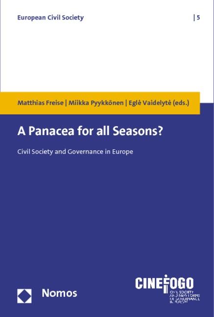 Abbildung von Freise / Pyykkönen / Vaidelyte | A Panacea for all Seasons? | 2010