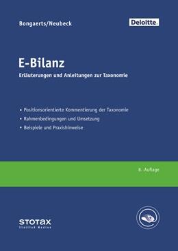 Abbildung von Deloitte | E-Bilanz | 8. Auflage | 2019 | Erläuterungen und Anleitungen ...