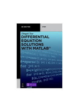 Abbildung von Xue | Differential Equation Solutions with MATLAB® | 2020 | Fundamentals and Numerical Imp...