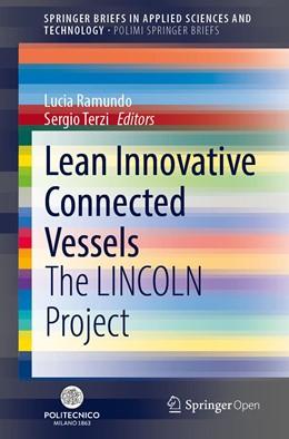 Abbildung von Ramundo / Terzi | Lean Innovative Connected Vessels | 1. Auflage | 2021 | beck-shop.de