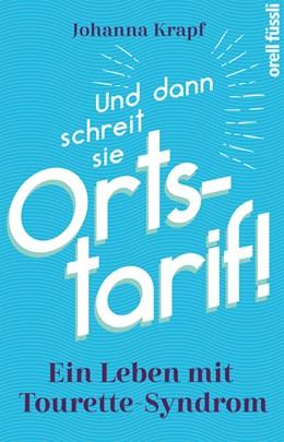 Abbildung von Krapf   Und dann schreit sie Ortstarif!   1. Auflage   2020   beck-shop.de
