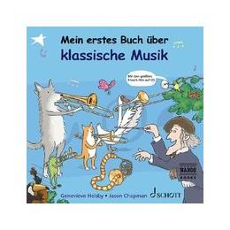 Abbildung von Helsby   Mein erstes Buch über klassische Musik   1. Auflage   2019   beck-shop.de