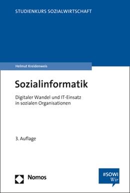 Abbildung von Kreidenweis | Sozialinformatik | 3., vollständig überarbeitete Auflage | 2020 | Digitaler Wandel und IT-Einsat...