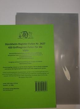 Abbildung von von Dürckheim   420 Dürckheim-Griffregister-Folien für die VSPA-Bayern   1. Auflage   2019   beck-shop.de