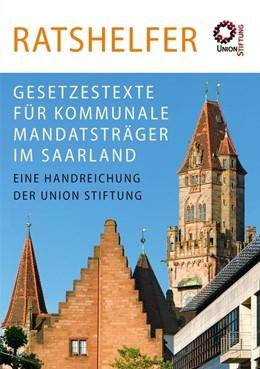 Abbildung von Ratshelfer | 1. Auflage | 2019 | beck-shop.de