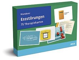 Abbildung von Wunderer | Essstörungen | Originalausgabe | 2020 | 75 Therapiekarten. Kartenset m...