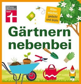 Abbildung von Weigelt   Gärtnern nebenbei   1. Auflage   2020   beck-shop.de