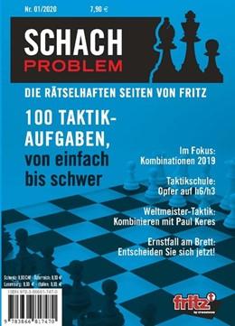 Abbildung von Schach Problem Heft #01/2020 | 2019 | Die rätselhaften Seiten von Fr...