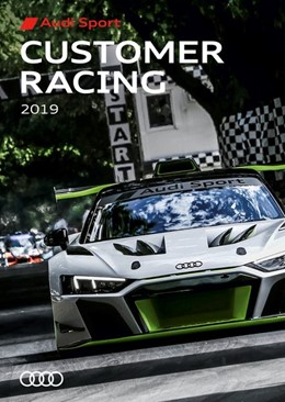 Abbildung von Wegner   Audi Sport customer racing 2019   1. Auflage   2019   beck-shop.de