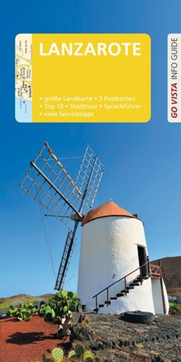 Abbildung von Aigner | GO VISTA: Reiseführer Lanzarote | 5. Auflage | 2020 | beck-shop.de