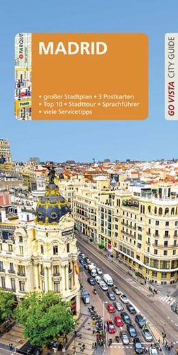 Abbildung von Gimpl   GO VISTA: Reiseführer Madrid   8. Auflage   2020   beck-shop.de
