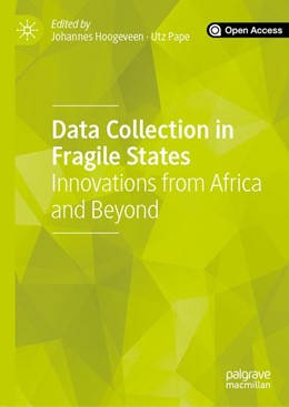 Abbildung von Hoogeveen / Pape | Data Collection in Fragile States | 2019 | Innovations from Africa and Be...