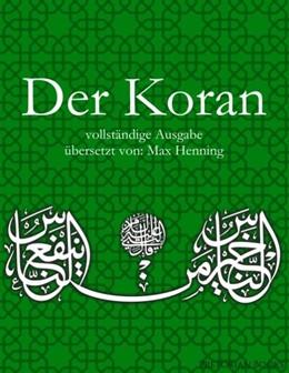 Abbildung von Henning | Der Koran: Vollständige Ausgabe | 2019