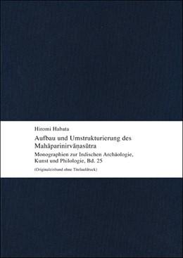 Abbildung von Habata | Aufbau und Umstrukturierung des Mahaparinirva¿asutra | 1. Auflage | 2019 | beck-shop.de