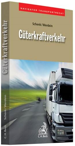 Abbildung von Schenk / Werdein | Güterkraftverkehr | 2010 | Band 4