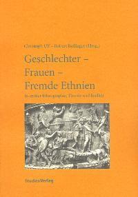 Abbildung von Rollinger / Ulf | Geschlechter - Frauen - Fremde Ethnien | 2002