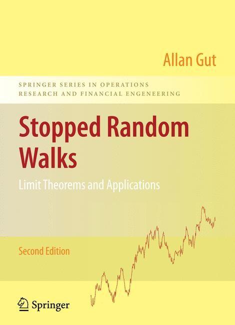 Abbildung von Gut | Stopped Random Walks | 2009
