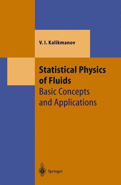 Abbildung von Kalikmanov | Statistical Physics of Fluids | 2001