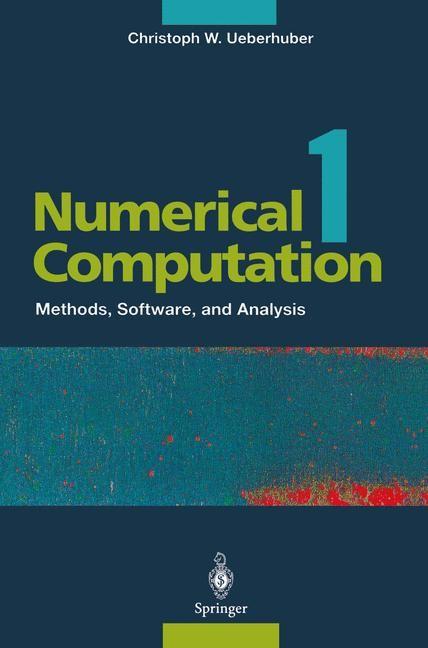 Abbildung von Ueberhuber | Numerical Computation 1 | 1997