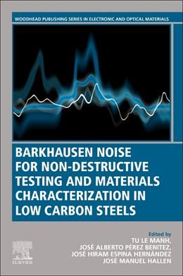 Abbildung von Manh / Benitez / Hernandez / Hallen | Barkhausen Noise for Non-destructive Testing and Materials Characterization in Low Carbon Steels | 2020