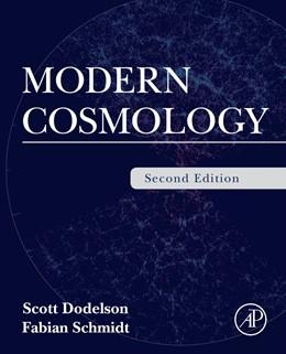 Abbildung von Dodelson / Schmidt | Modern Cosmology | 2020