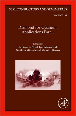 Abbildung von Diamond for Quantum Applications Part 1 | 1. Auflage | 2020 | 103 | beck-shop.de