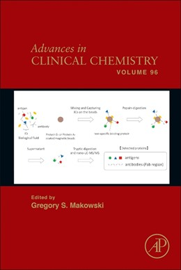 Abbildung von Advances in Clinical Chemistry | 1. Auflage | 2020 | 96 | beck-shop.de